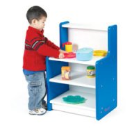 Toddler kitchen Hutch (Melamine) C376