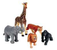 Jumbo Jungle Animals LER-0693