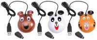 Animal-themed Computer Mice Panda motif CLF- KM-PA