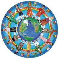 Children Around the World Floor Puzzle D45-2866