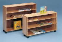 Low Adjustable Bookshelf SWT-1737