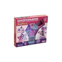 Magformers Pink Inspire Set 30 pc PW-63097