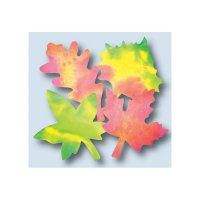 Colour Diffusing Leaves 80 Pack R-2442