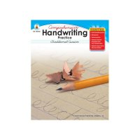 Gr 2-5 Comprehensive Handwriting Practice Traditional Cursive CD-104250