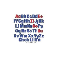 Upper & Lower Case Letters Flannel Set LFV-22428