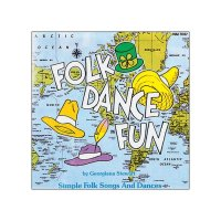 Folk Dance Fun CD & Guide  K-7037CD