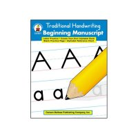 Gr K-2 Traditional Handwriting Beginning Manuscript  CD-0877