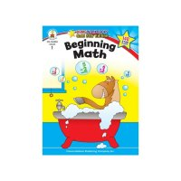 Gr 1 Beginning Math Home Workbook  CD-104359