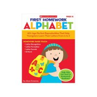 Pk-K Alphabet First Homework  S9780545150422
