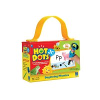 Hot Dots Jr Cards Beginning Phonics EI-2352