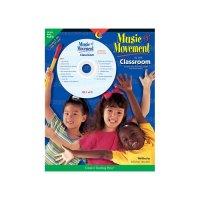 PreK-K Music And Movement In Classroom CTP-8016