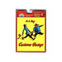 Carry Along Book & CD, Curious George 9780618609222