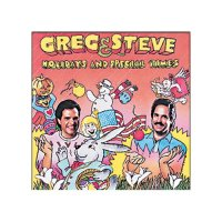 Greg & Steve - Holidays & Special Times, CD CTP-009CD