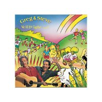 Greg & Steve - We All Live Together, CD, Vol. 5  CTP-014CD