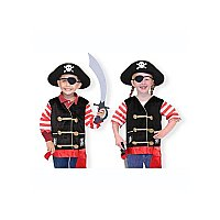 Pirate Costume Set by Melissa & Doug MD-4848