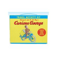 Curious George Travel Activity Kit 9780547258751