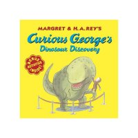 Curious George Dinosaur Discovery  9780618663774