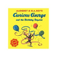Curious George and the Birthday Surprise  9780618346875