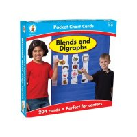 Blends and Digraphs Pocket Chart Game (1/3) CD158153