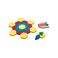 Easy shapes Pattern Blocks DD-2483