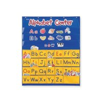 Alphabet Center Pocket Chart  LER 2246