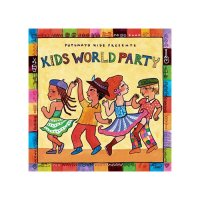 Putumayo Kids Kids World Party  823-978158759812