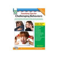 Teaching Tips for Young Kids with Challenging Behaviors Book  CD-KE804096