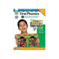 First Phonics Colour Photo Games (K-1) Book CD KE804102