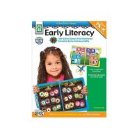 Early Literacy Colour Photo Games (PK-K) Book CD KE804101