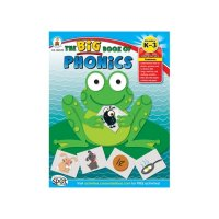 The Big Book of Phonics (K-3) CD104539