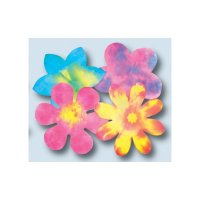 Color Diffusing Flowers R-2440
