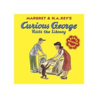 Curious George Visits the Library 9780618065684