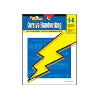 Gr 2-5 Cursive Handwriting  CTP-8301