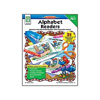 Gr Pk-1 Alphabet Readers  CD-KE804000