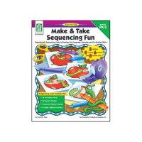Gr Pk-2 Make & Take Sequencing Fun  CD-KE804007