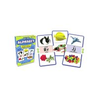 Slide & Learn Flash Cards Alphabet TC6553