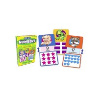 Slide & Learn Flash Cards Numbers TC6554