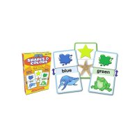 Slide & Learn Flash Cards Shapes & Colors TC-6556