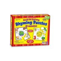 Rhyming Puzzles S-0439823900