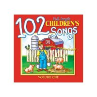 102 Children's Songs  TS-836CD