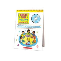 Circle Time Sing Along Flip Chart  S-0439635241