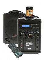 iPod Wireless Portable PA System PA419