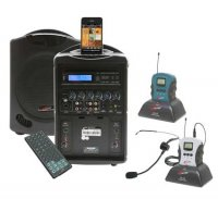 iPod Wireless PA System Package PA419-WS