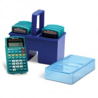 Calc-U-Tote® with 10 Scientific Calc-U-Vues® LER 0049