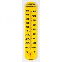 "Classroom Thermometer, 15"" LER 0380"