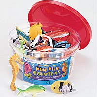 Fun Fish Counters LER 0407