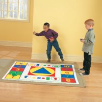 Toss 'n' Play® Activity Set: Numbers & Shapes LER 0544