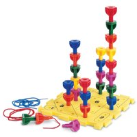 Rainbow Peg Play™ Activity Set LER 0594