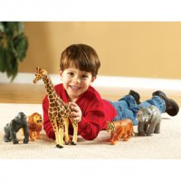 Jumbo Jungle Animals LER 0693
