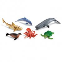 Jumbo Ocean Animals LER 0696